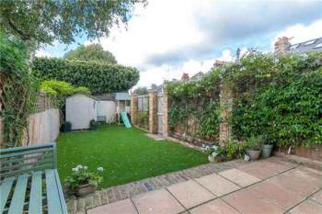 Image of 5 Bedroom End Of Terrace  For Sale at Wandsworth London Earlsfield, SW18 3AU